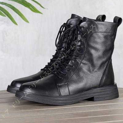ブーツ ショートブーツ レディース ワークブーツ エンジニアブーツ マーティンブーツ 歩きやすい 履きやすい 大人っぽい シンプル 可愛い カジュアルシューズ