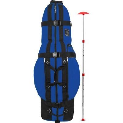 クラブグローブ Club Glove ユニセックス ゴルフ トラベルカバー バッグ Last Bag Large Pro Travel Cover with Stiff Arm Royal