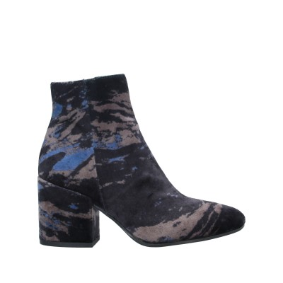 ブルーノ プレミ BRUNO PREMI ショートブーツ 鉛色 35 紡績繊維 ショートブーツ