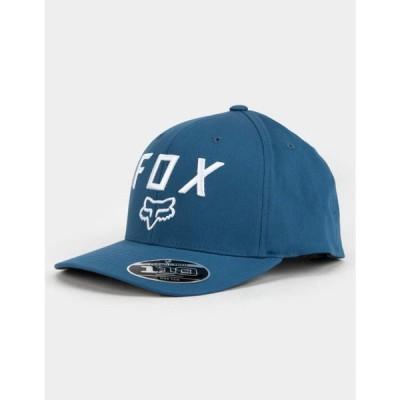 フォックス FOX メンズ キャップ スナップバック 帽子 Legacy Moth 110 Snapback Hat BLUE