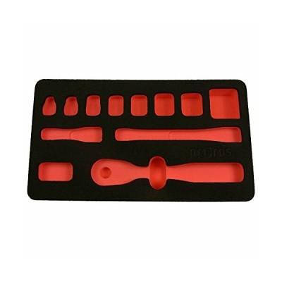 京都機械工具(KTC) ソケットレンチセット用トレイ ネプロス NTB311A-TR サイズ:W267×D145×H30mm
