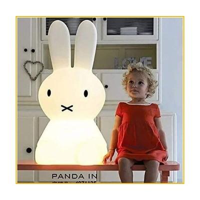 【☆送料無料☆新品・未使用品☆】LED Night Light Bedside Sleeping Baby Cartoon Table Lamp Rabbit Miffy for Girl's Gift Cute D