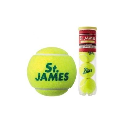 ダンロップ DUNLOP 硬式テニスボール St.JAMES セントジェームズ