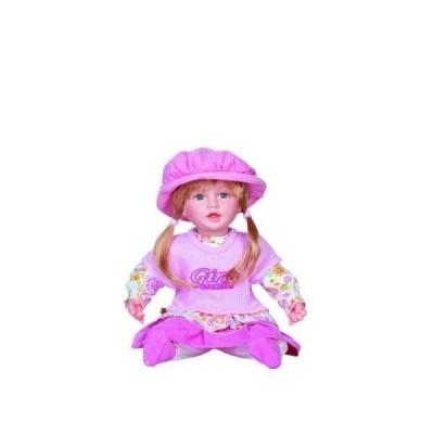 MOLLY 22 Vinyl Toddler Doll By Golden Keepsakes ドール 人形 フィギュア