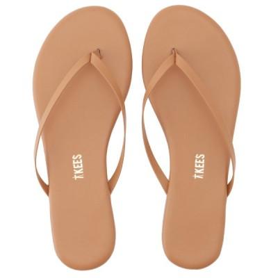 【即納】ティキーズ Tkees レディース サンダル・ミュール シューズ・靴 Foundations Matte Sandal Au Naturale