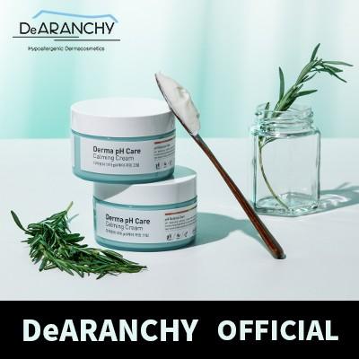 [DeARANCHY 公式]Derma pH Care Calming Cream / ダーマ pHケア カーミングクリーム 100ml / 韓国コスメ