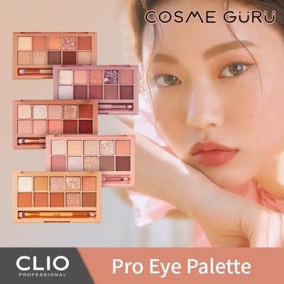 【CLIO/クリオ】プロアイパレット 全6種 各6g / Pro Eye Palette 6g #アイシャドウ #アイシャドー #アイシャドウパレット