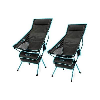 G4Free ポータブルチェア アウトドアチェア 折りたたみ 超軽量 耐荷重100kg コンパクト 折りたたみ椅子 アウトドア 背もたれ 椅子 キャン