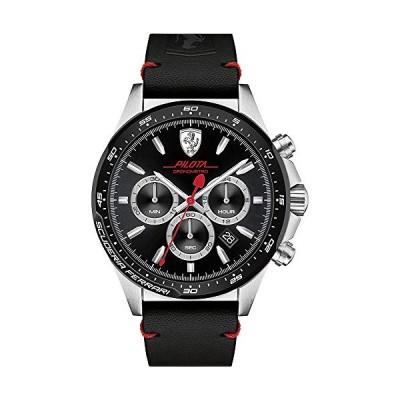 Scuderia Ferrari Mens Watch 0830389 並行輸入品