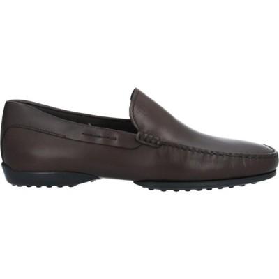 トッズ TOD'S メンズ ローファー シューズ・靴 loafers Cocoa