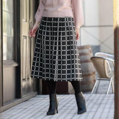 ブロックブレイドスカート