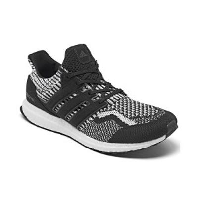 アディダス メンズ スニーカー シューズ Men's UltraBOOST 5.0 DNA Running Sneakers from Finish Line Core Black