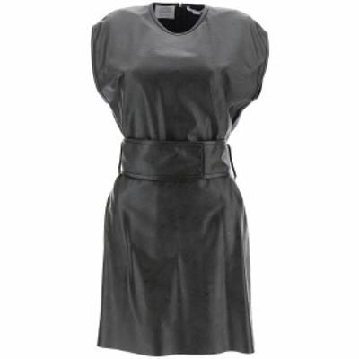 STELLA MCCARTNEY/ステラ マッカートニー ドレス GREEN Stella mccartney faux leather kimberly dress レディース 602448 SKB20 ik