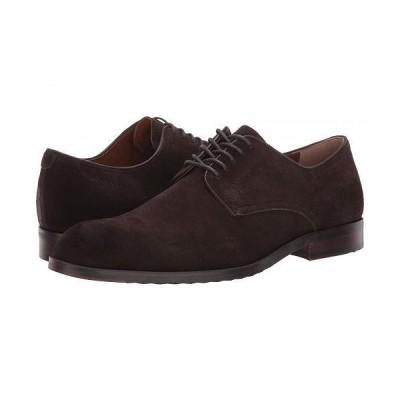 Steve Madden スティーブマデン メンズ 男性用 シューズ 靴 オックスフォード 紳士靴 通勤靴 Briton Oxford - Brown Suede