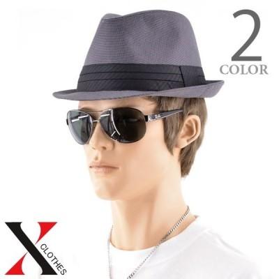 ハット 帽子 中折れ帽 スタンダードハイバック メンズ 中折れ 中折れ帽子 中折れハット メンズ帽子 メンズファッション ファッション小物 秋 冬