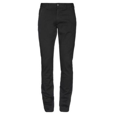 ビッケンバーグ BIKKEMBERGS パンツ ブラック 46 コットン 98% / ポリウレタン 2% パンツ