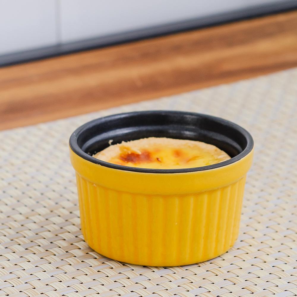 享烘培不沾烤缽2入組-黃