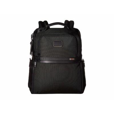 トゥミ バックパック・リュックサック バッグ メンズ Alpha 3 Slim Solutions Brief Pack Black