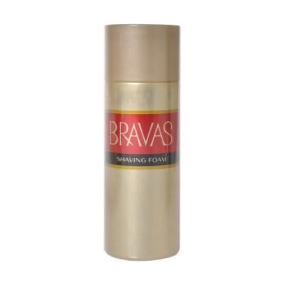 資生堂 ブラバス BRAVAS シェービングフォーム (160g)  男性用化粧品  スキンケア 髭そり フォーム