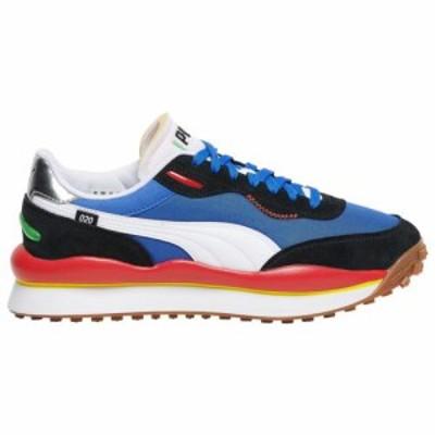 (取寄)プーマ メンズ シューズ プーマ スタイル ライダーMen's Shoes PUMA Style RiderBlue Red White 送料無料