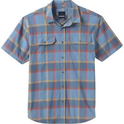 プラーナ メンズ シャツ トップス Prana Men's Cayman Plaid Shirt
