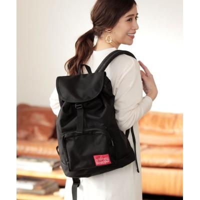 【マンハッタン ポーテージ】 Dakota Backpack ユニセックス Black M Manhattan Portage