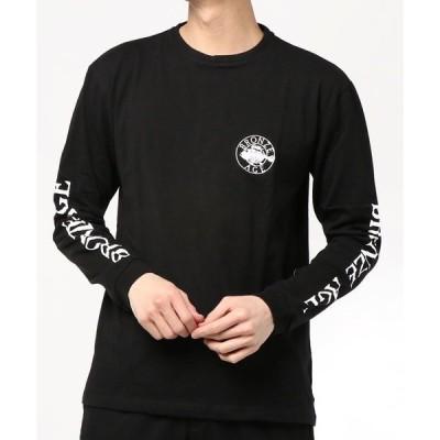 tシャツ Tシャツ 【BRONZE AGE / ブロンズエイジ 】ロングスリーブTシャツ