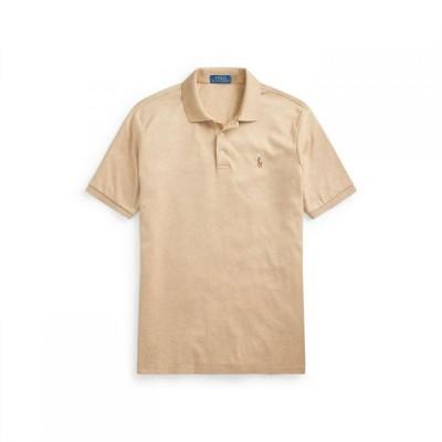 ラルフ ローレン POLO RALPH LAUREN メンズ ポロシャツ トップス Logo Polo Shirt Classic Camel