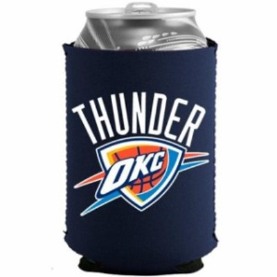 Kolder コールダー スポーツ用品  Oklahoma City Thunder Navy Blue Collapsible Can Cooler