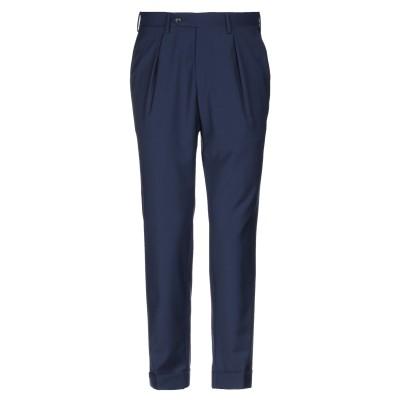 BARBA Napoli パンツ ダークブルー 48 バージンウール 100% パンツ