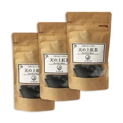 天の製茶園 天の上紅茶TB ティーバッグ (2g ×10個)×3袋 水俣 熊本 国産 無農薬