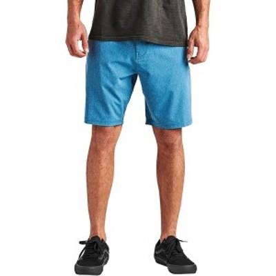 ロアークリバイバル メンズ ハーフ&ショーツ ボトムス Explorer Hybrid Short - Men's Indigo