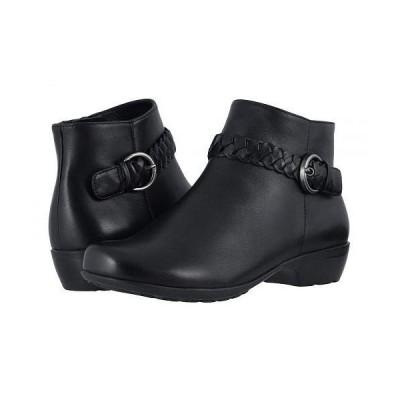 Walking Cradles ウォーキングクレイドル レディース 女性用 シューズ 靴 ブーツ アンクルブーツ ショート Eleanor - Black Nappa