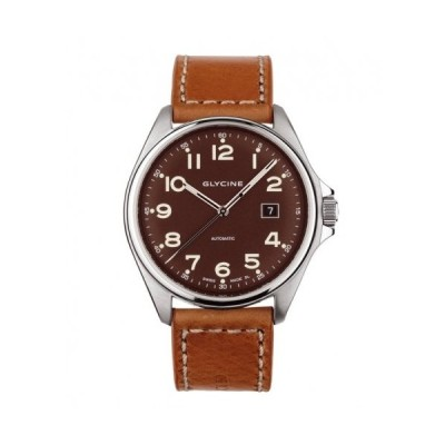 Glycine COMBAT 6 43mm 3890-17-LB7 Men's Automatic Watch 並行輸入品