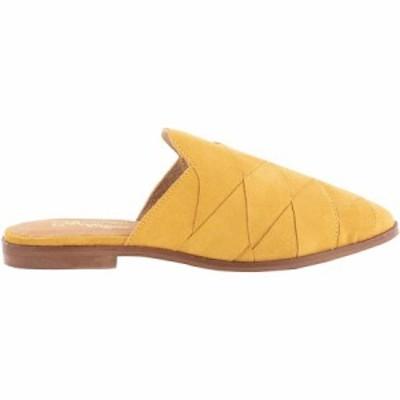 (取寄)セイシェルズ レディース フットウェアー サバイバル シューズ Seychelles Women Footwear SurvivalShoe Yellow Suede