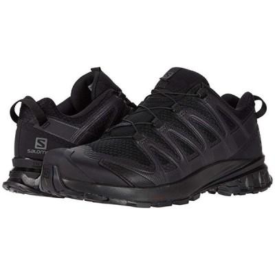 サロモン XA Pro 3D V8 メンズ スニーカー 靴 シューズ Black/Black/Black