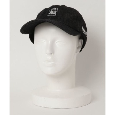 帽子 キャップ PEANUTS BEETHOVEN SNOOPY DENIM BB CAP