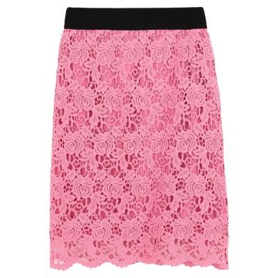 シルビアンヒーチ SILVIAN HEACH ひざ丈スカート ピンク XXS ポリエステル 100% ひざ丈スカート