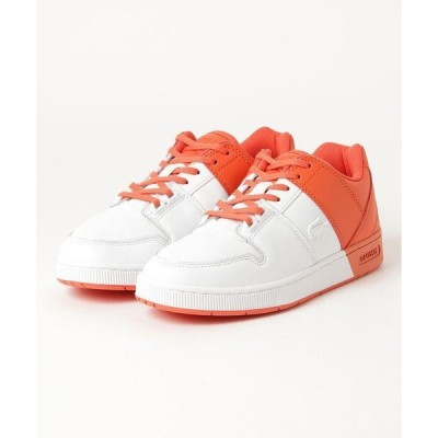 スニーカー LACOSTE ラコステ SF00510 THRILL 0320 1 286 WHT/RED