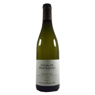 2015シャトー・ド・ピュリニー・モンラッシェ シュウ゛ァリエ モンラッシェ グラン クリュ 750ml 2015 白ワイン 辛口 フランス