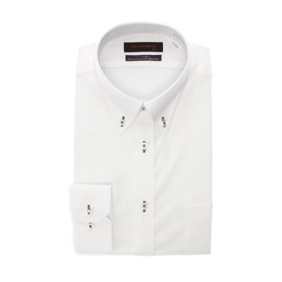 ボタンダウンスタイリッシュワイシャツ【日本製】