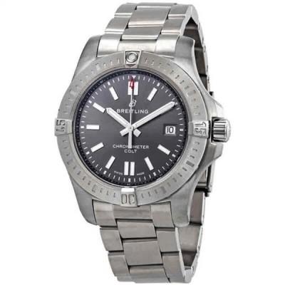 腕時計 ブライトリング メンズ Breitling Chronomat Colt Automatic Chronometer Tempest Men's Watch