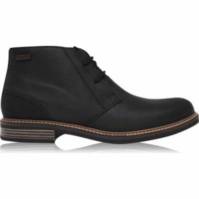 バブアー Barbour Lifestyle メンズ ブーツ チャッカブーツ シューズ・靴 Readhead Chukka Boots Black BK
