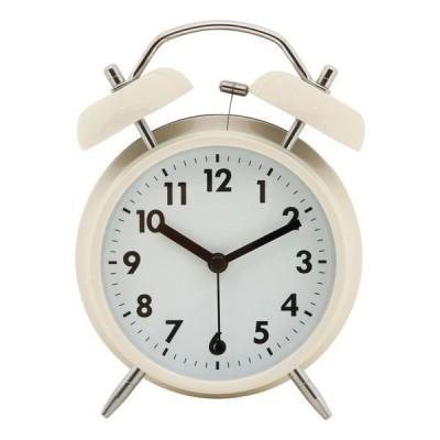 置時計 ベル アイボリー SA6004 fj-32704