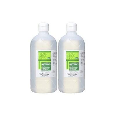 化粧用 精製水 HG 500ml2個