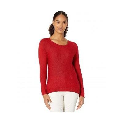 NIC+ZOE ニックアンドゾー レディース 女性用 ファッション セーター Back Country Sweater - Dahlia Mix