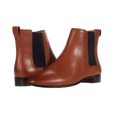 J.Crew レディース 女性用 シューズ 靴 ブーツ チェルシーブーツ アンクル Chelsea Lexi Boot - Warm Sepia