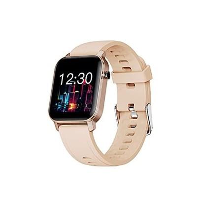 """Smart Watch IP68 Waterproof 1.4"""" Full Touch Screen Sport Smart Watch for Wo並行輸入品"""