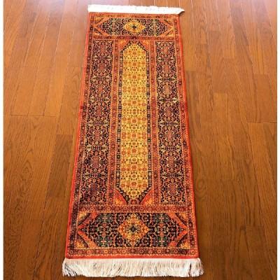 ペルシャ絨毯柄 長方形マルチカバー インテリア  テーブルマット 家具 タペストリーにも カーペット