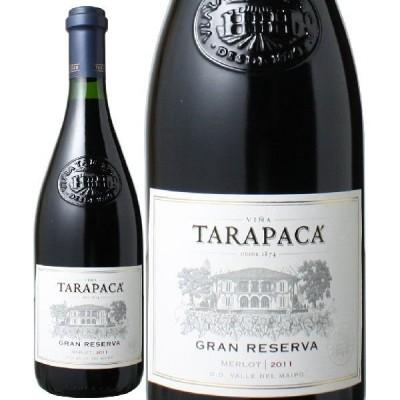 ワイン チリ タラパカ グラン・レゼルバ メルロー 2018 赤 ※ヴィンテージ異なる場合がございます。